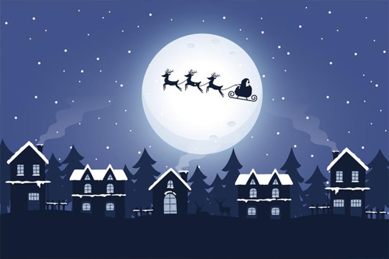 santa - christmas